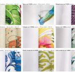 Ткани основы для печати