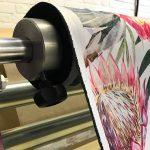 Сублимационная печать на ткани в рулоне